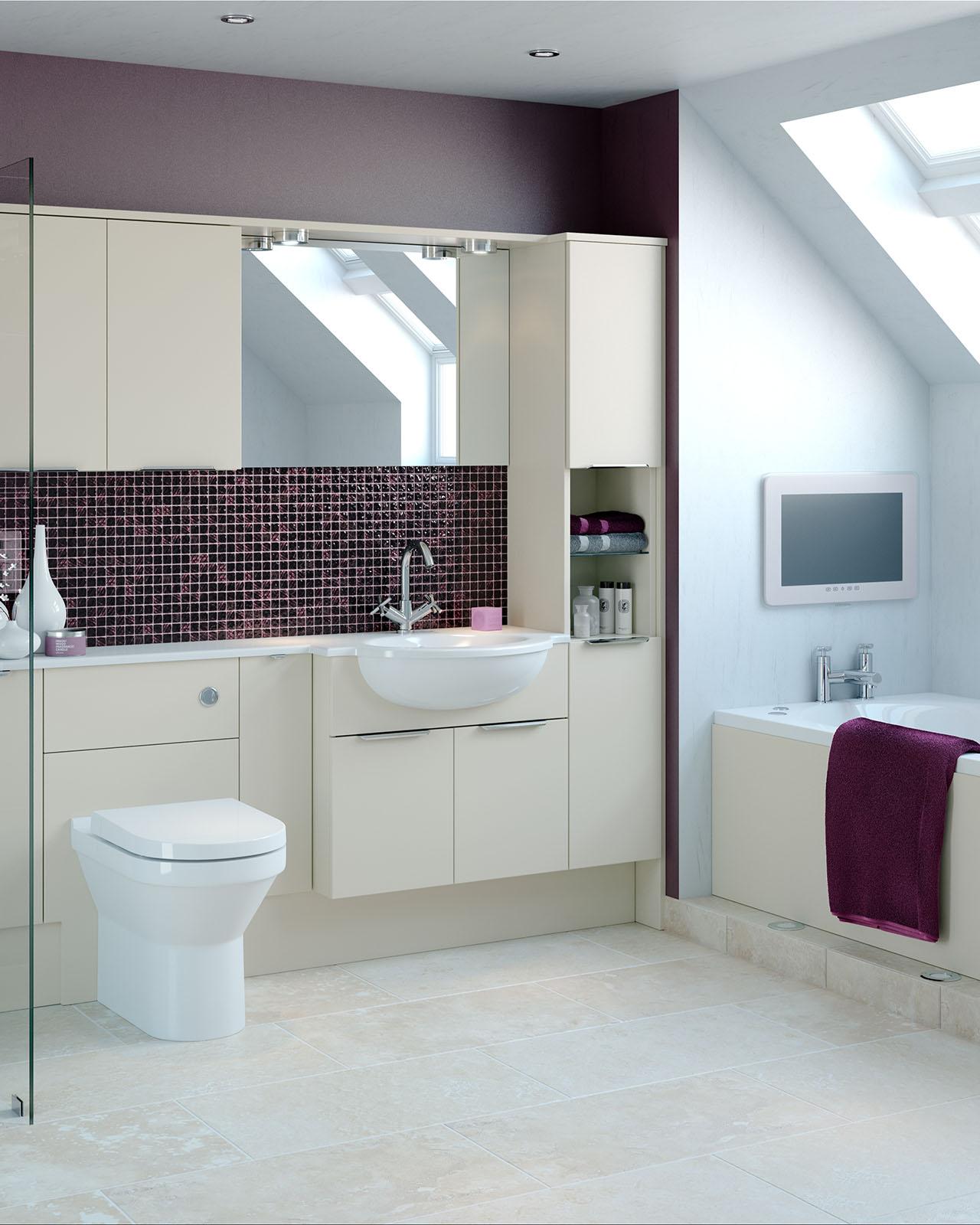 Adriatic Mussel Bathroom