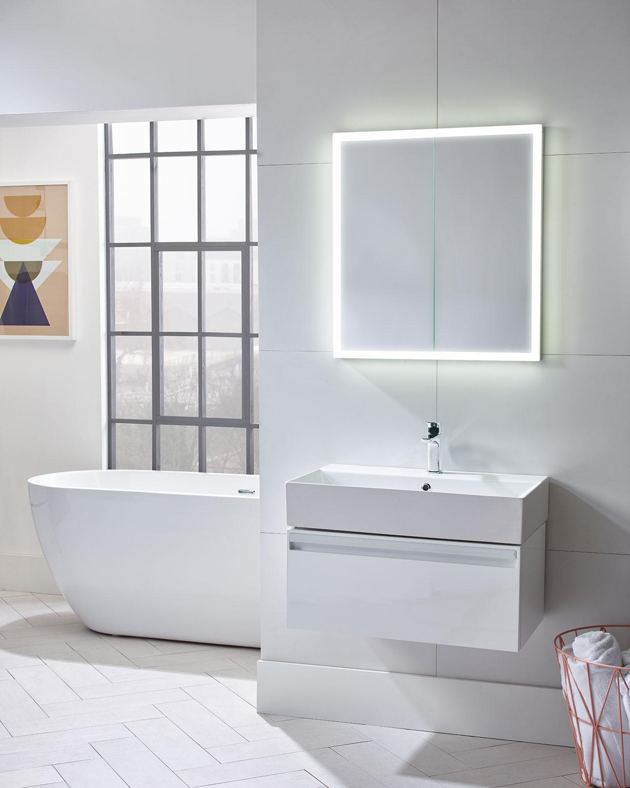 Forum 700 Bathroom