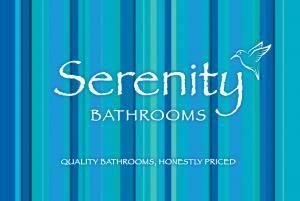 Serenity Bathrooms Bathroom Design Logo Image for Serenity North East Bathroom Showrooms