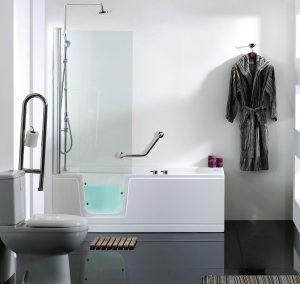 Mobility Bathroom Image